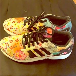 Adidas ZX Flux Torsion Athletic shoes